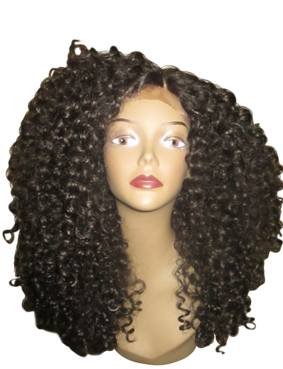 Essence Wigs The 'DIANA ROSS' Lace front Wig Curly 3b 3c