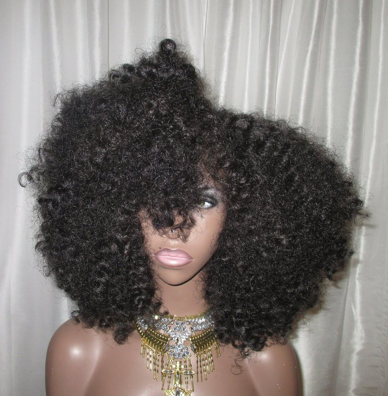 Essence Wigs Amina Bantu Knot Out Unit Wig African Queens Collection