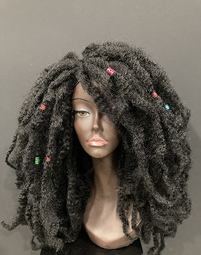 Essence Wigs Rasta Barbie 4C Natural Hair Wig