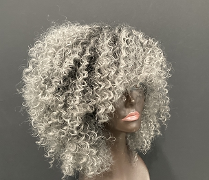 Essence Wigs Pretty Gray