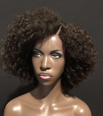 Coiffed Kinks n Curls Natural Hair Wig
