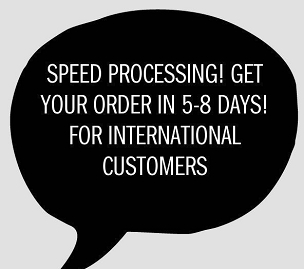 Speed Processing (Speed it up for ME) INTERNATIONAL CUSTOMERS
