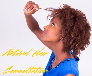 Natural Hair Analysis and Consultation