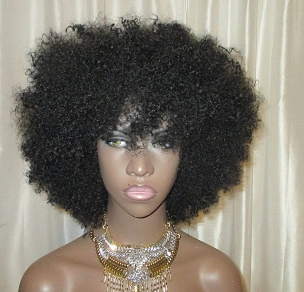 Essence Wigs 'Puff Fro' Wig Natural Hair Unit Type 4