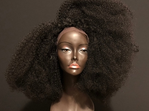 Essence Wigs 'Perfect Fro' Textured Lace front Wig Natural Hair