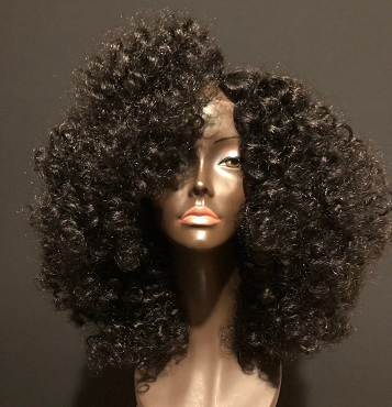 Essence Wigs Masenate Curl n Flow Lace Front Wig African Queens Collection