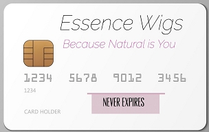 Gift Certificate for Use on EssenceWigs.com